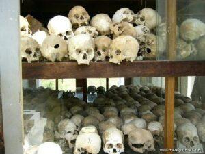 Killing Fields - Phnom Penh, Cambodia