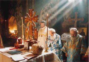 Orthodox Eucharist