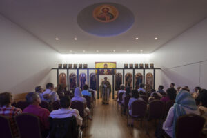 St. Nicholas Orthodox Church - Springdale, Arkansas