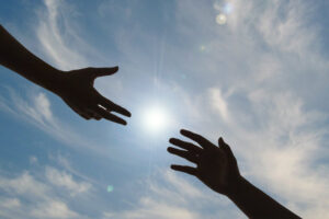 Syngergy: God reaching out to us & our responding