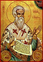 Icon - Ignatius of Antioch (d. 98/117)