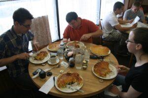 Pancake Breakast