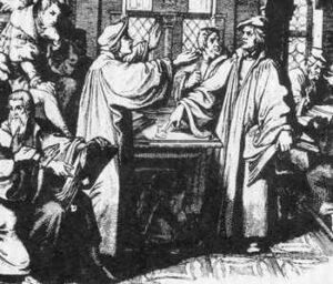 Marburg Colloquy 1529