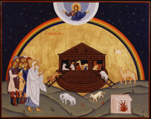 The Church as the Ark of Salvation