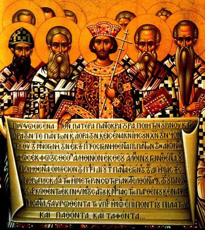 First Ecumenical Council - Nicea AD 325