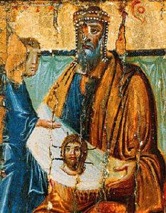 King Abgar V