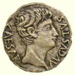 Denarius coin
