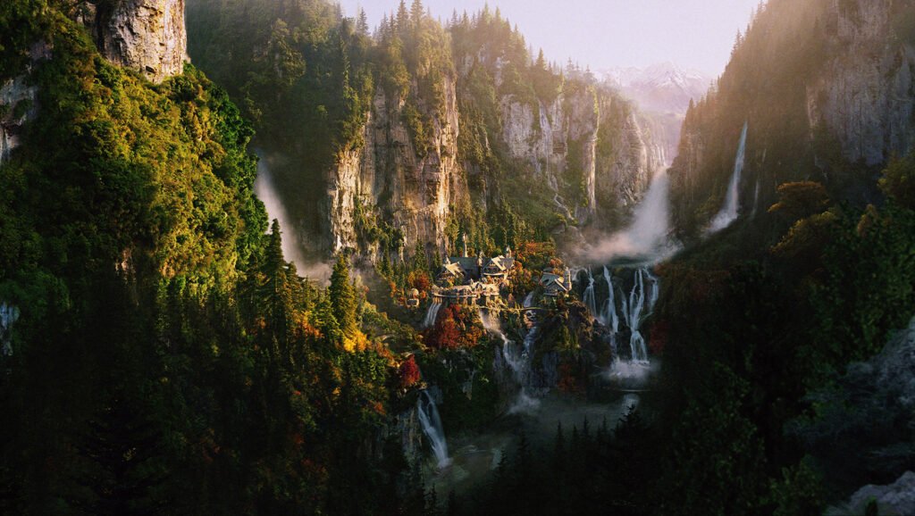 A Place of Beauty (Rivendell)