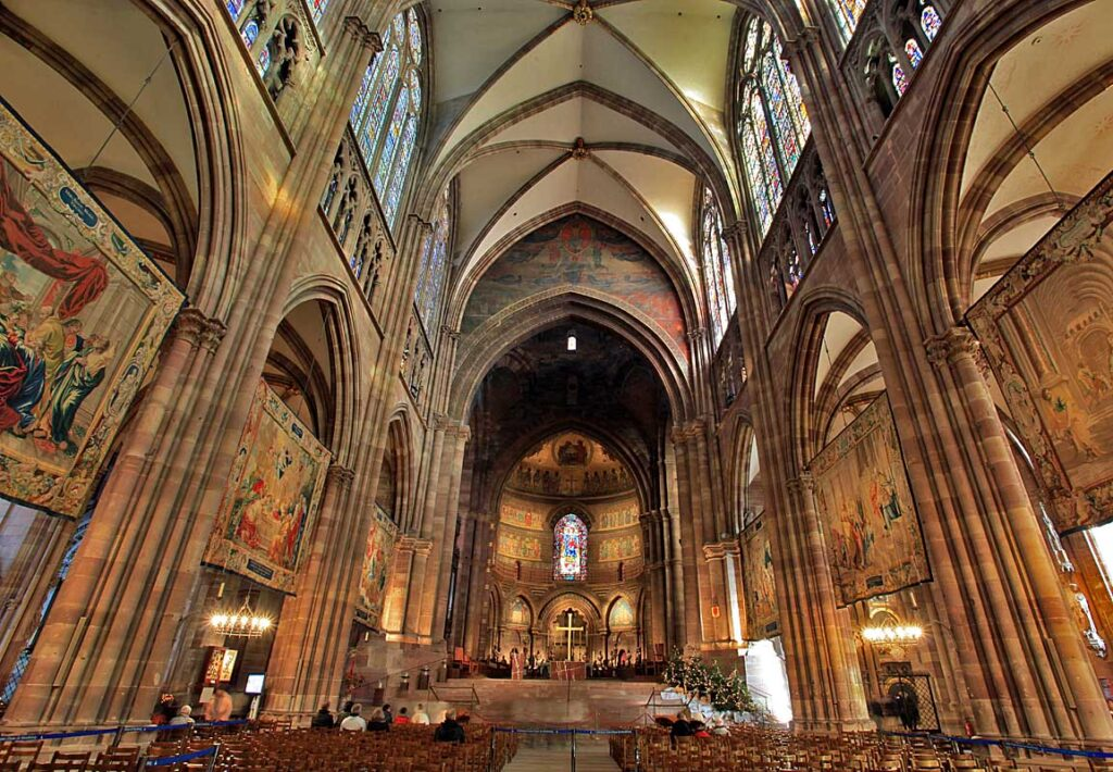 Strasbourg Cathedral - France Source