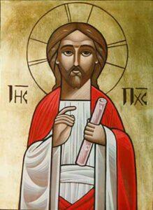 Coptic icon
